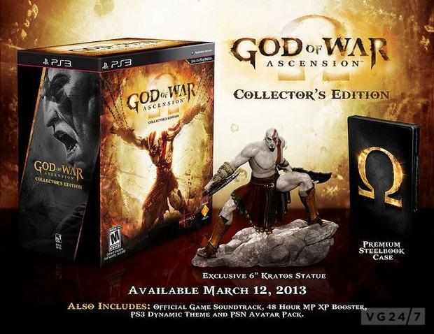 Demo single-player di God of War: Ascension in arrivo a febbraio