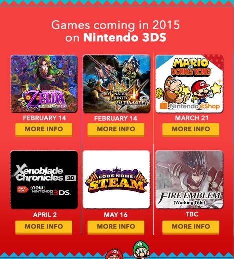 Fire Emblem: il nuovo capitolo uscirà nel 2015