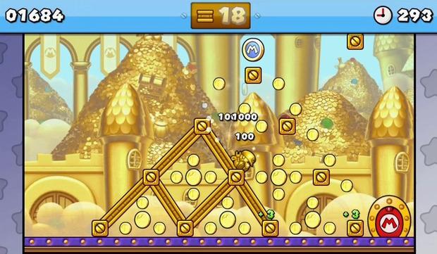 Mario Vs Donkey Kong Tipping Stars: prime immagini del gioco