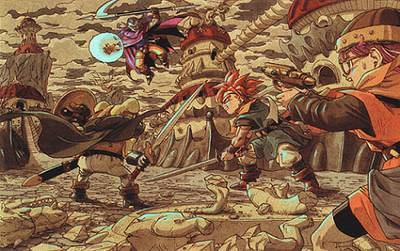 Chrono Trigger DS - recensione - NDS