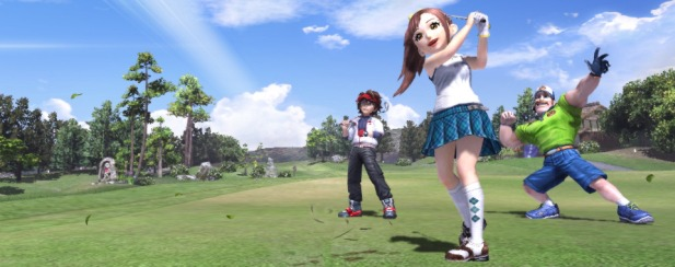 Everybody's Golf - recensione - PSVita