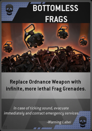 Titanfall: lista delle Burn Card