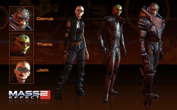 Mass Effect 2, in arrivo un pacchetto costumi