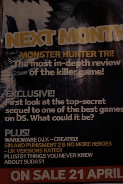 La rivista NGamer preannuncia un nuovo titolo per Nintendo DS