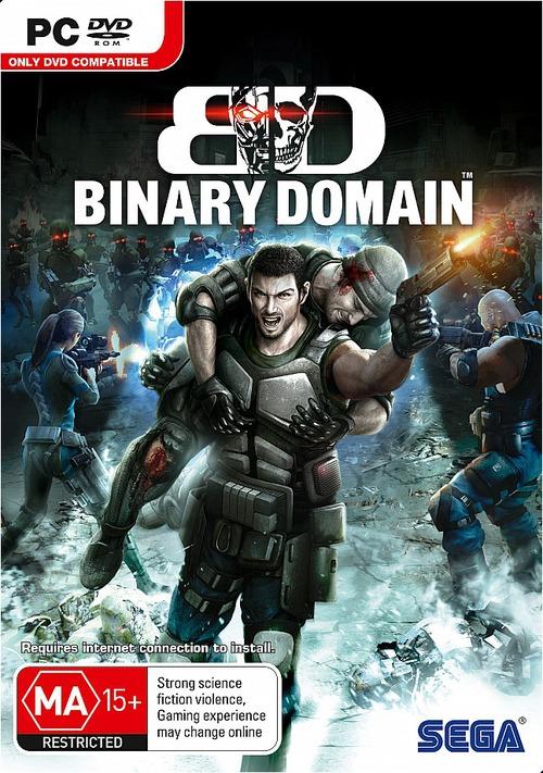 SEGA porterà Binary Domain su PC ad Aprile