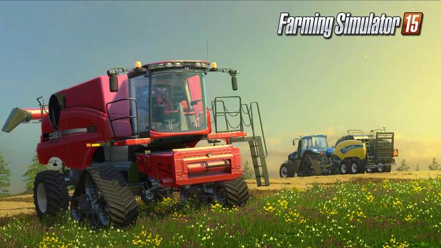 Farming Simulator 15 arriverà a maggio su console