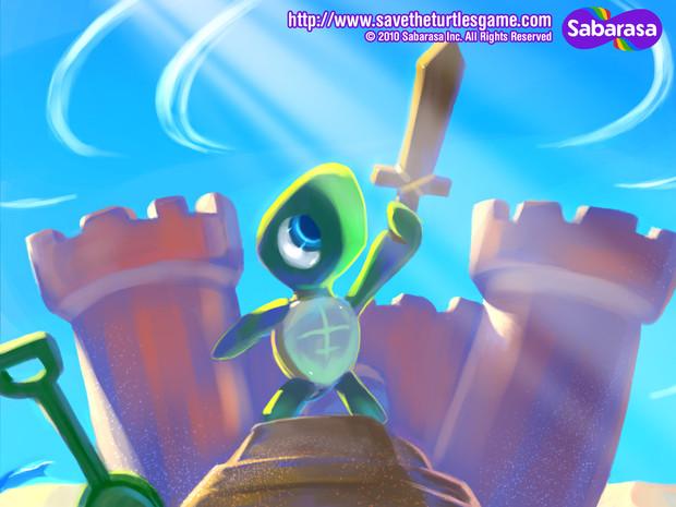 Il DSiWare Save The Turtle ha una data di pubblicazione