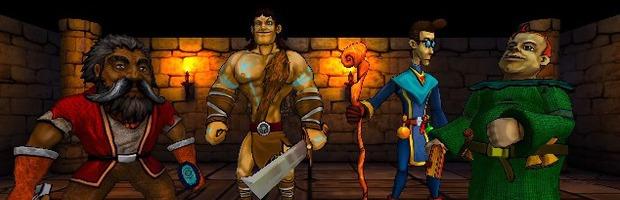 Dungeon Crawlers HD infesta Steam e Android. E chi chiamerai? - Notizia