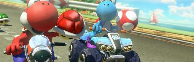 Corriamo sulle nuove piste di Mario Kart 8 - Notizia