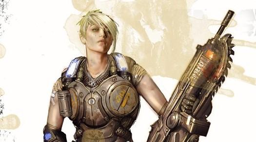 Gears of War 3, Gameinformer pubblica i profili di Anya e Marcus