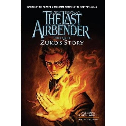 The last airbender prequel comics book everyeye cinema