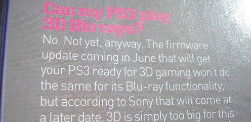 PlayStation 3, confermato un nuovo firmware a Giugno