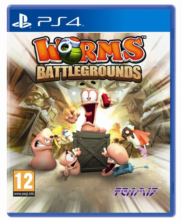 Worms Battlegrounds: pubblicate le cover ufficiali