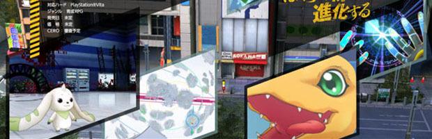 Digimon Story: Cyber Sleuth: nuove immagini e nuovi dettagli - Notizia