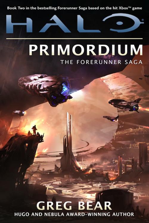 Halo Primordium, il secondo romanzo della saga dei Precursori annunciato da Tor Books