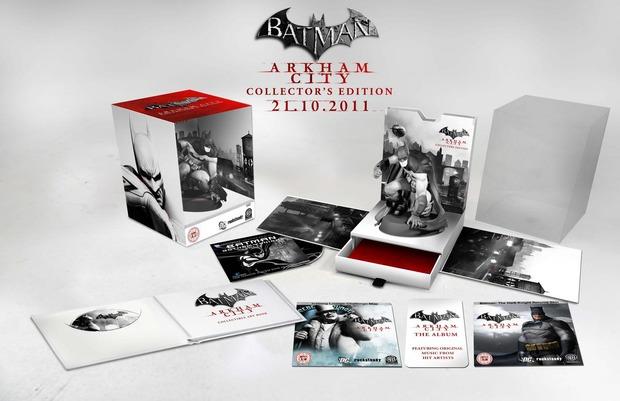 Batman Arkham City: confermata la Collector's Edition europea
