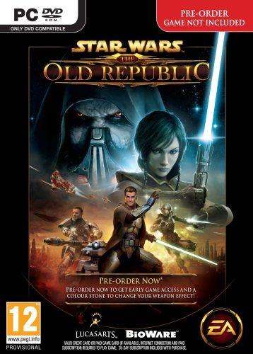 Star Wars The Old Republic: trapelati il bonus preordine e la boxart ufficiale