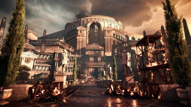 Ryse: Son of Rome - nuove immagini e dettagli sui personaggi
