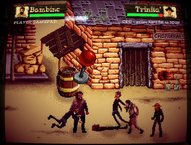 ... terence hill slaps and beans il gioco di bud spencer e terence hill