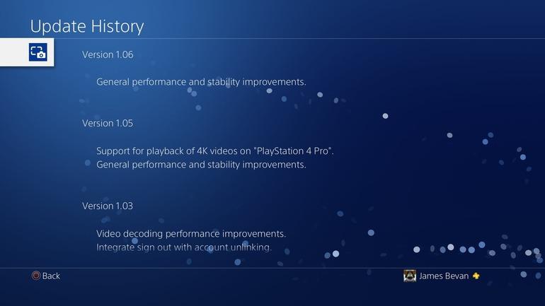 L'app di YouTube per PS4 si aggiorna per PlayStation 4 Pro