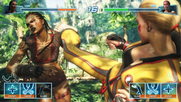 Fighter Within: diffusi nuovi screenshot
