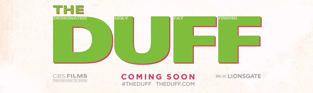 The Duff: ecco il poster e il trailer definitivo