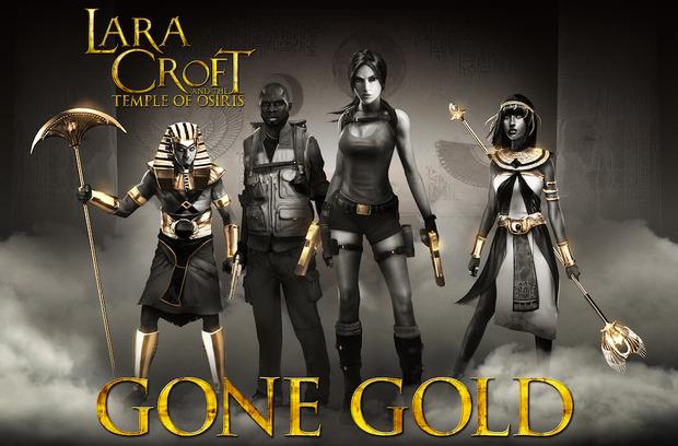 Lara Croft and the Temple of Osiris è entrato in fase gold