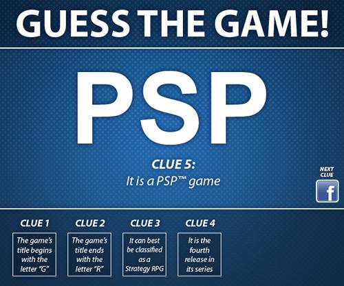 Atlus: il titolo misterioso è per PSP