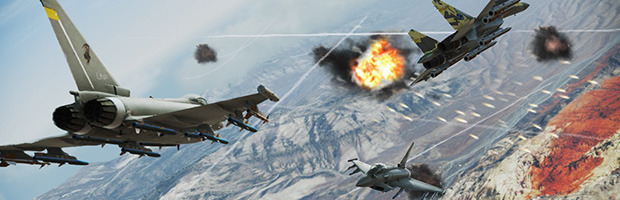 Ace Combat Infinity raggiunge i due milioni di download