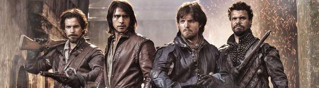 The Musketeers, la prima stagione inedita da questa sera su Italia1
