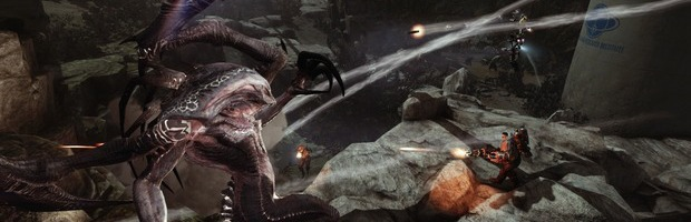 Evolve: la modalità Extraction si mostra in video