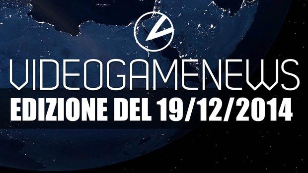Videogame News: l'edizione del 19 Dicembre è online