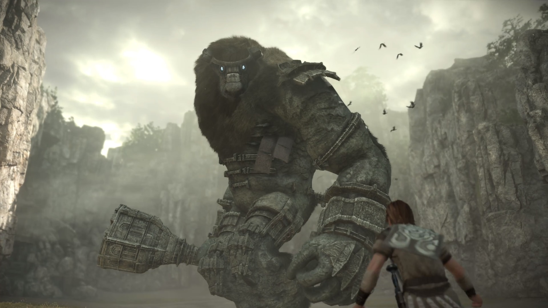 Libri a 360 bit: Shadow of the Colossus e le Metamorfosi di Ovidio