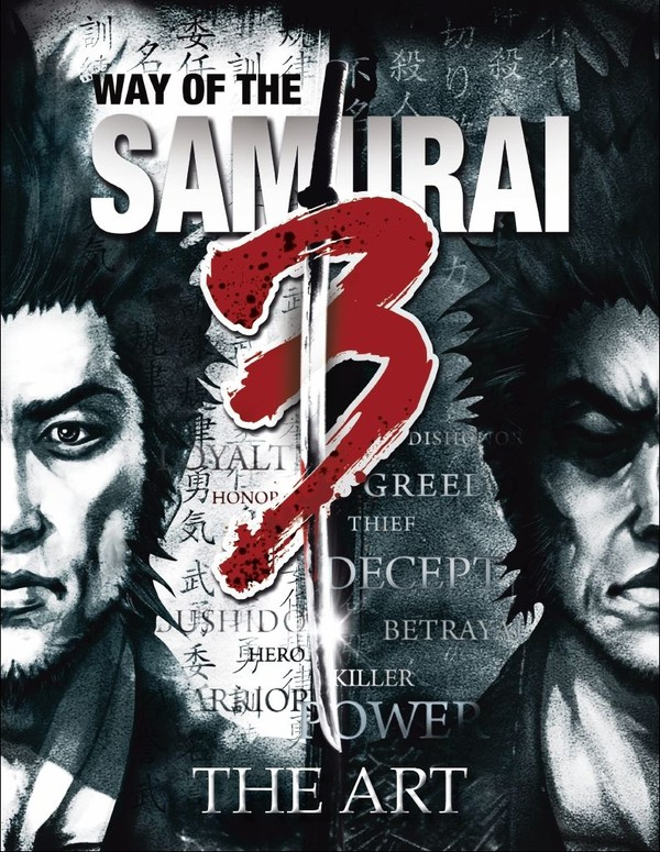 Way Of The Samurai 3: annunciati i bonus all'interno della confezione europea