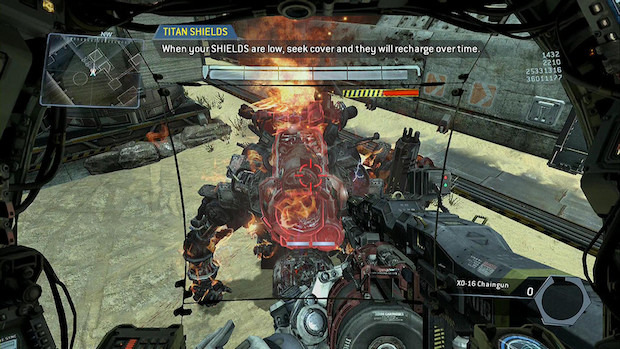 Titanfall: screenshot tratti dalla versione alpha