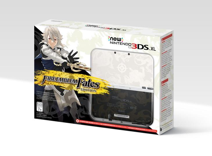 New Nintendo 3DS XL in edizione limitata per Fire Emblem Fates
