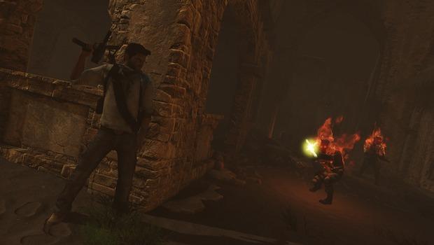 Uncharted 3: in arrivo a Marzo la modalità Co-Op 'Shadow Survival'