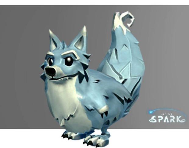 Project Spark: un'immagine per una creatura inedita