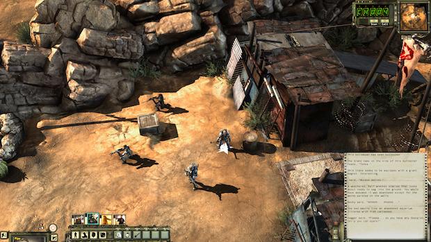 Wasteland 2: aggiornamenti sullo sviluppo