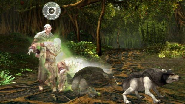 Dungeons & Dragons Online presenta il Druido