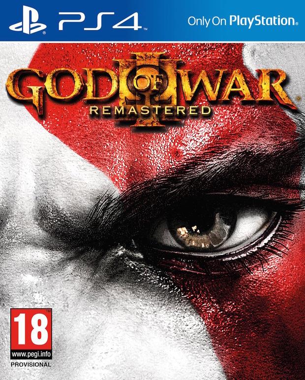 [Aggiornata] God of War III Remastered annunciato per PlayStation 4