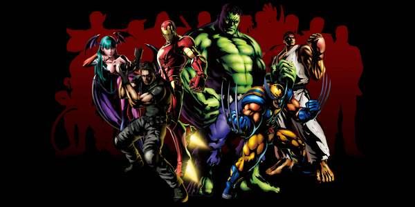 Capcom annuncia Marvel vs Capcom 3: Fate of two Worlds