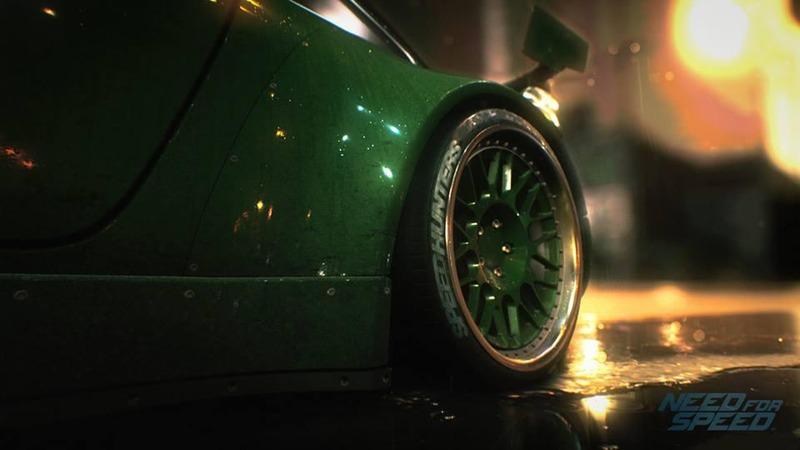 EA anticipa il nuovo Need for Speed con un'immagine