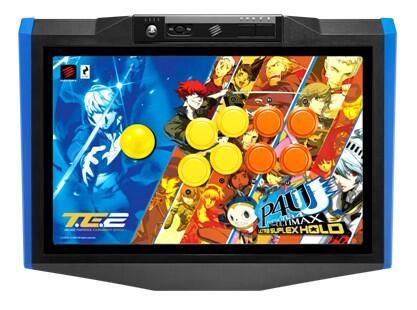 Persona 4 Arena Ultimax: MadCatz annuncia il controller dedicato al gioco