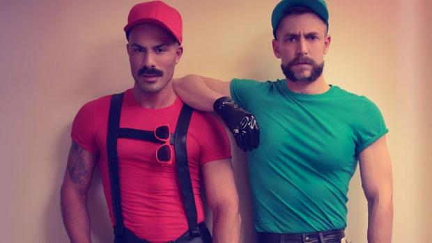 Cosplay: Super Mario HardGay