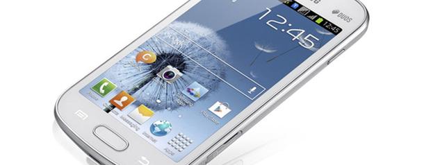Samsung Galaxy S Duos: il comunicato ufficiale