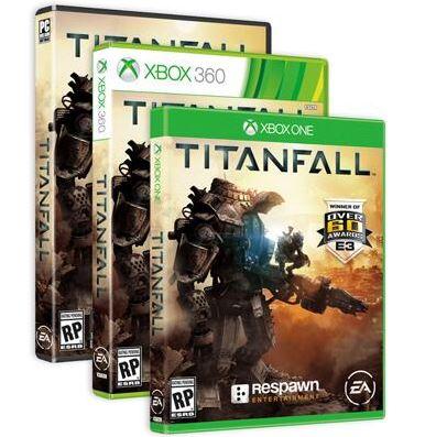 Titanfall: confermate le copertine ufficiali