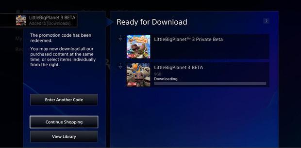 LittleBigPlanet 3: primi inviti per la beta privata su PlayStation 4