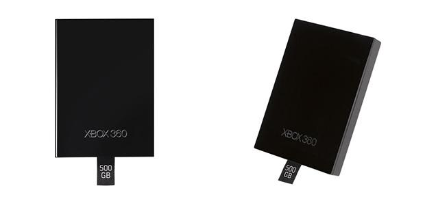 Xbox 360, in arrivo un nuovo hard disk da 500 GB