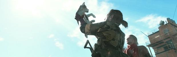 Metal Gear Solid 5: The Phantom Pain, immagini di DD [ TGS 2014 ]